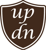 Updn leathergoods shield