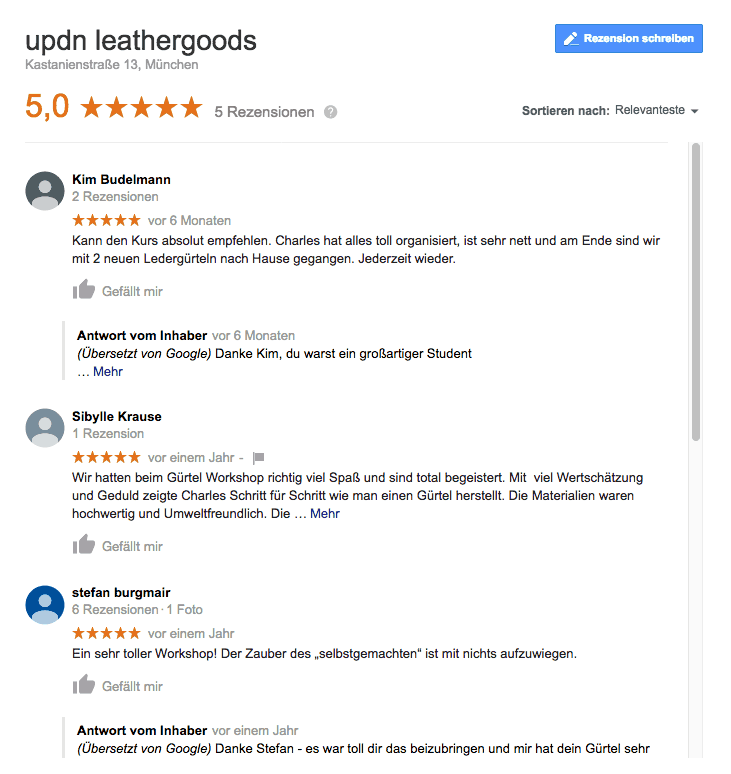 google.com recessions