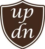 Upd logo shield