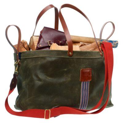 updn wood utility Tasche