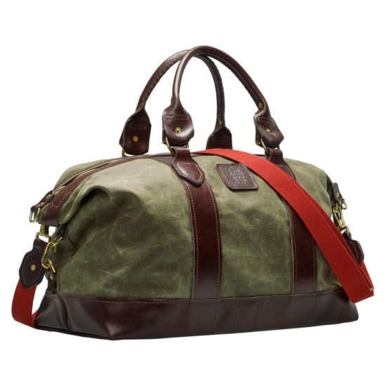 updn0070moosgreen_waxed_weekender